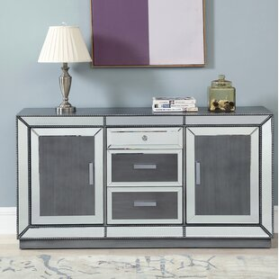Shop For Castellon Credenza by House of Hampton Reviews (2019) & Buyer's Guide
