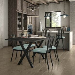 Raritan 5 Piece Dining Set Gracie Oaks
