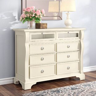 Rosehill 6 Drawer Media Chest
