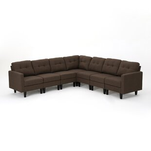 LaGuardia Modular Sectional by Red Barrel Studio New
