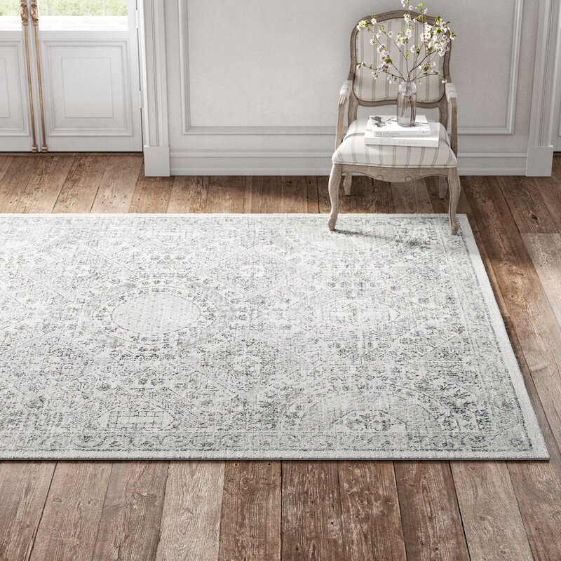 Kelly Clarkson Home London Oriental Gray Area Rug Reviews Wayfair