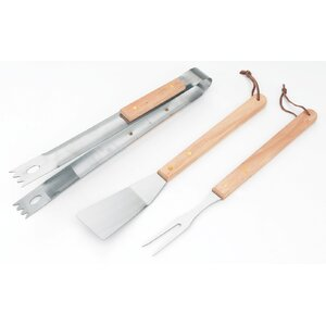 Barbecue 3-Piece Grilling Tool Set