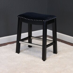 Carbaugh 24 Bar Stool by Charlton Home