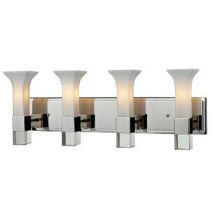 Orren Ellis Robson 4-Light Vanity Light