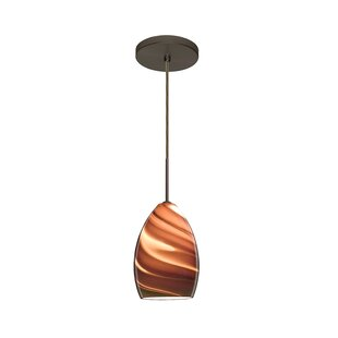Euka 1-Light Cone Pendant ..