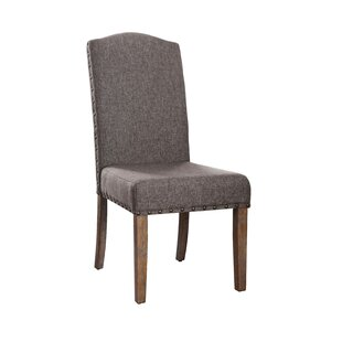Purchase Abigail Upholstered Dining Chair (Set of 2) by One Allium Way