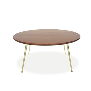 Silloth Round Coffee Table by Everly Quinn
