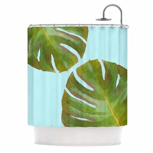 'Tropico' Single Shower Curtain