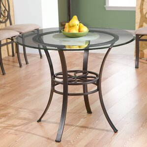 Terra Dining TableGlass Kitchen   Dining Tables You ll Love   Wayfair. Glass Table For Dining Room. Home Design Ideas