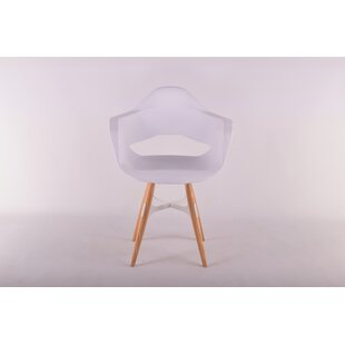 Orduna Zigzag Dining Chair Wrought Studio