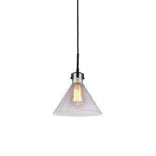 Williston Forge Cornell Modern 1-Light Co..