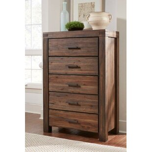 Repp Rustic 5 Drawer Chest
