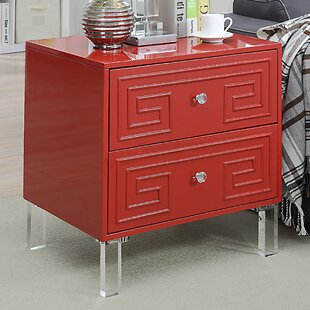 Best Reviews Bostrom End Table by Rosdorf Park