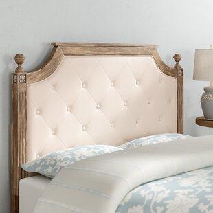Reviews Parada Upholstered Panel Headboard ByLark Manor