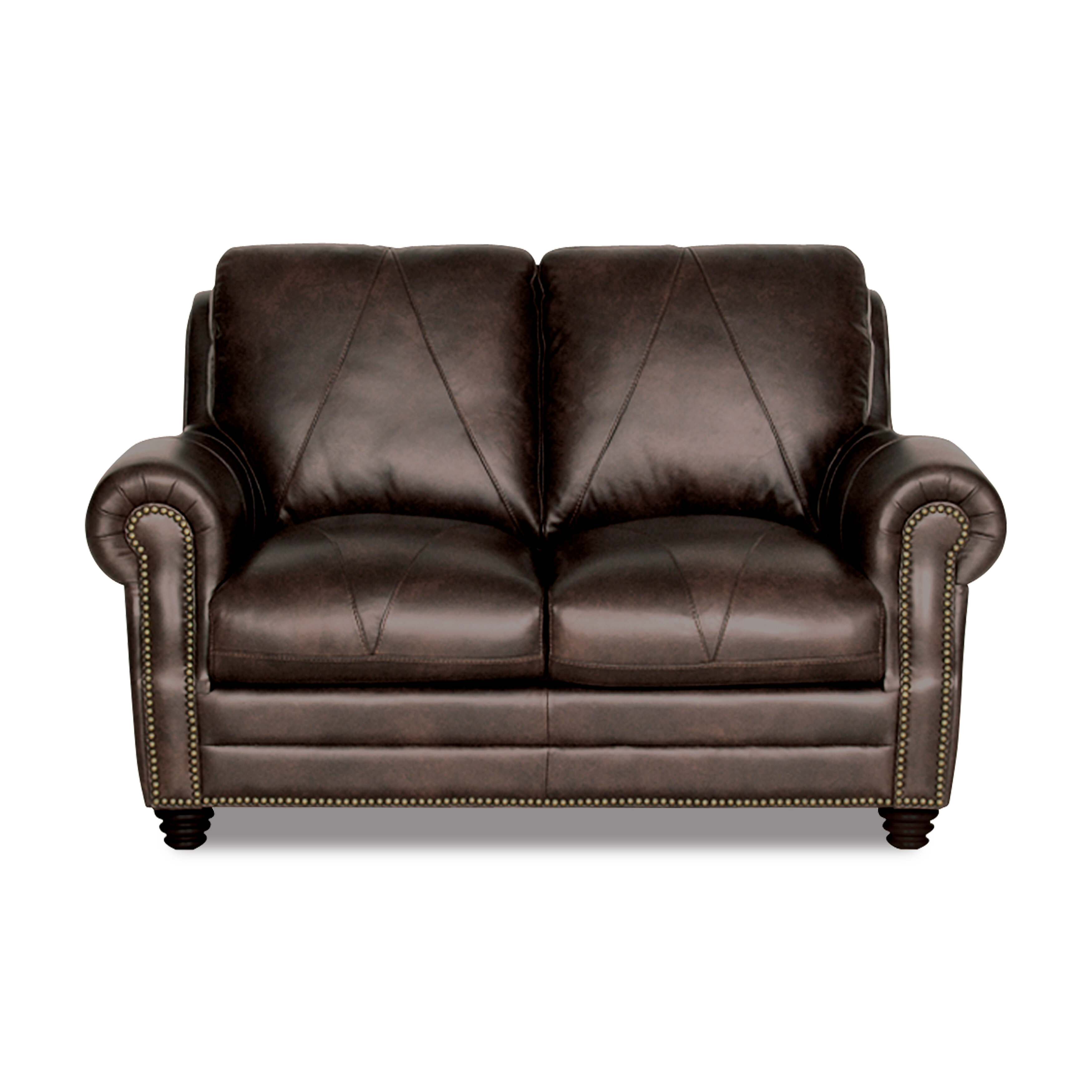 Marvelous Gardner Leather Loveseat Caraccident5 Cool Chair Designs And Ideas Caraccident5Info