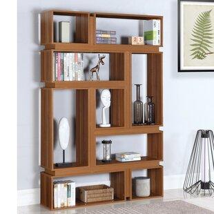 Gilson Geometric Bookcase by Loon Peak