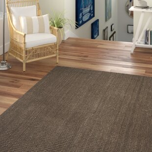 Cavanaugh Brown Area Rug by Beachcrest Home