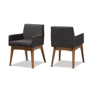 Stallman Upholstered Dining Chair (Set of 2)