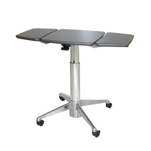 Adjustable Laptop Cart by Workstuff