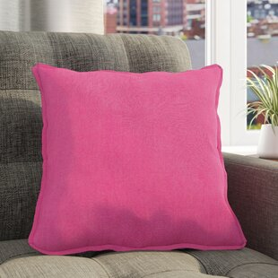 Hathaway Linen Throw Pillow Cover