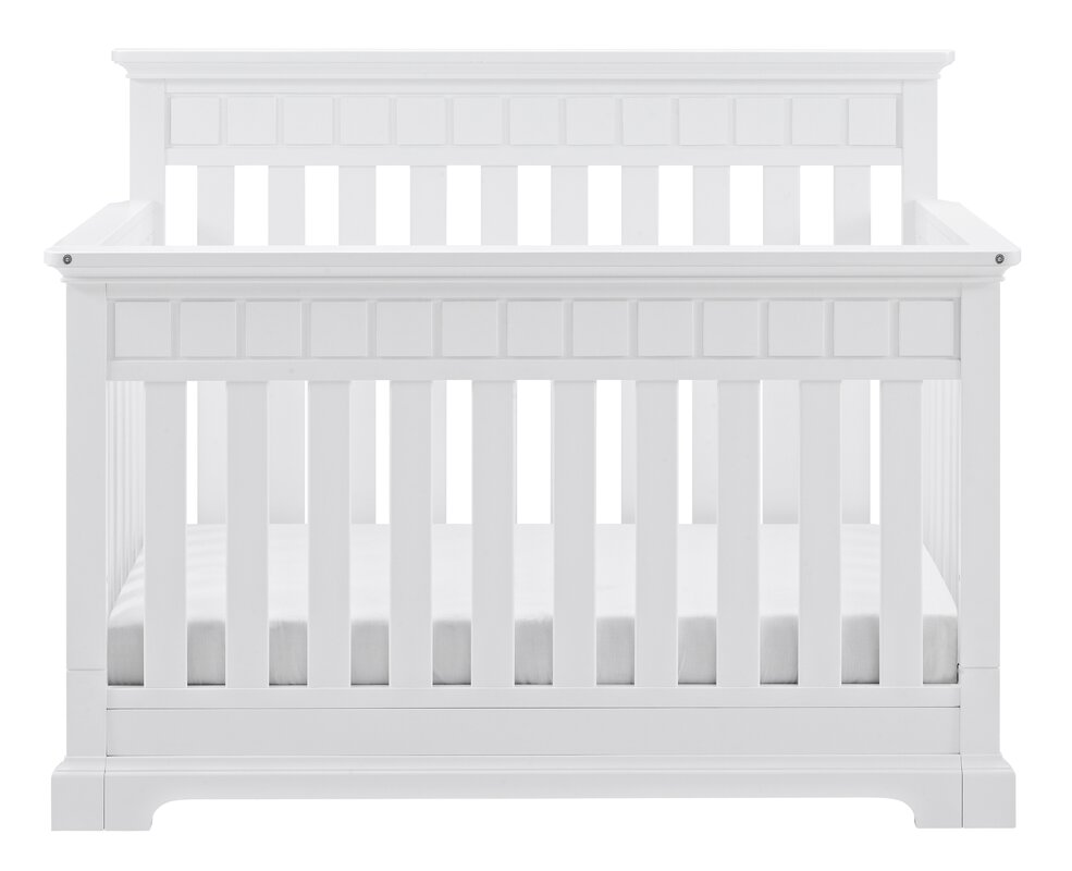 High Quality Willow 4 In 1 Convertible Crib