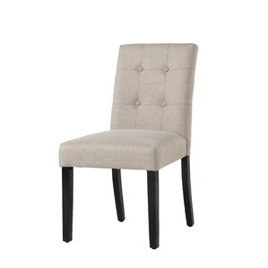 Izetta Side Chair by Charlton Home