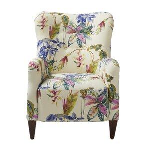 Bay Isle Home Bridgewater Upholstered Armchair Image