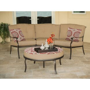 Carleton 2 Piece Sofa Set with Cushions by Fleur De Lis Living