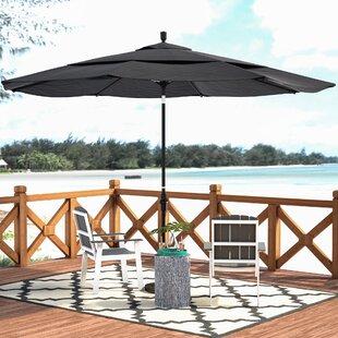 Beachcrest Home Keegan 11' Market Umbrella