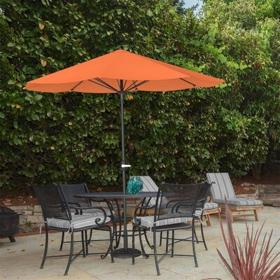 Kelton 9 Market Umbrella by Beachcrest Home No Copoun