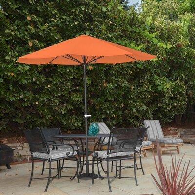 Kelton 9 Market Umbrella by Beachcrest Home 2020 Sale