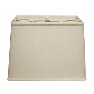 Slant Softback 18 Linen Rectangular Lamp Shade