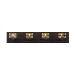 World Menagerie Caire 4-Light Vanity Light