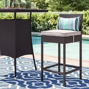 Proto 27.5 Patio Bar Stool wit..