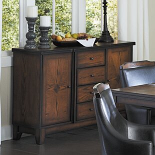 Allenville Sideboard Three Posts