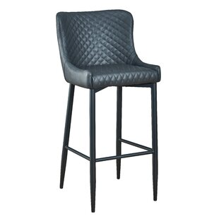 Klahn 26 Bar Stool (Set of 2) Wrought Studio