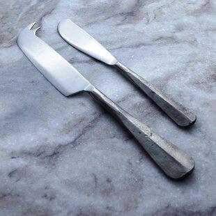 Jarice 2 Piece Cheese Knife Set