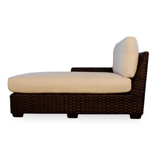 Lloyd Flanders Contempo Chaise Lounge with Cushion