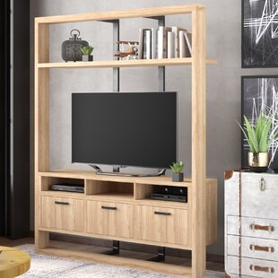 Best Reviews Lindell Entertainment Center for TVs up to 60 by 17 Stories Reviews (2019) & Buyer's Guide