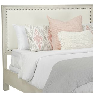Waverly Hall Upholstered Panel Headboard