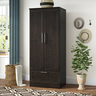 Armoire With Hanging Rod Wayfair