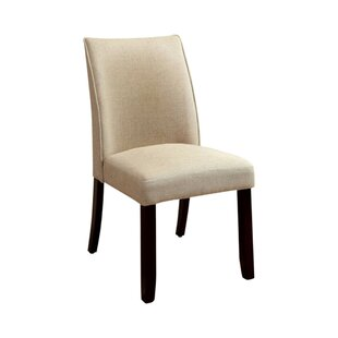 Pam Upholstered Dining Chair (Set of 2) by Red Barrel Studio