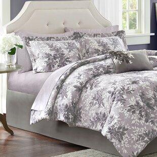 Prahl Comforter and Cotton Sheet Set