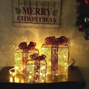 Outdoor christmas light displays youll love wayfair save aloadofball Choice Image