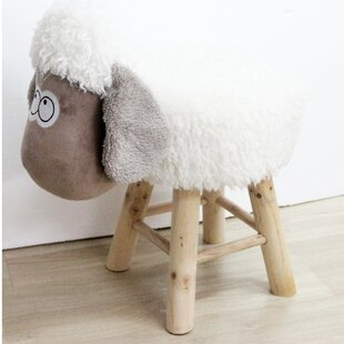 Jacobsen Sheep Stool By Harriet Bee