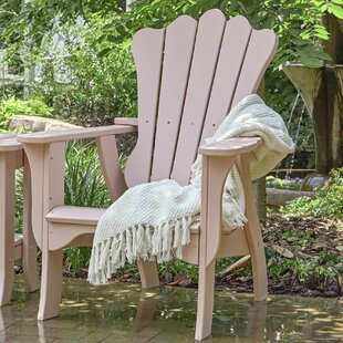 Annaliese Wood Adirondack Chair by Uwharrie Chair Great price
