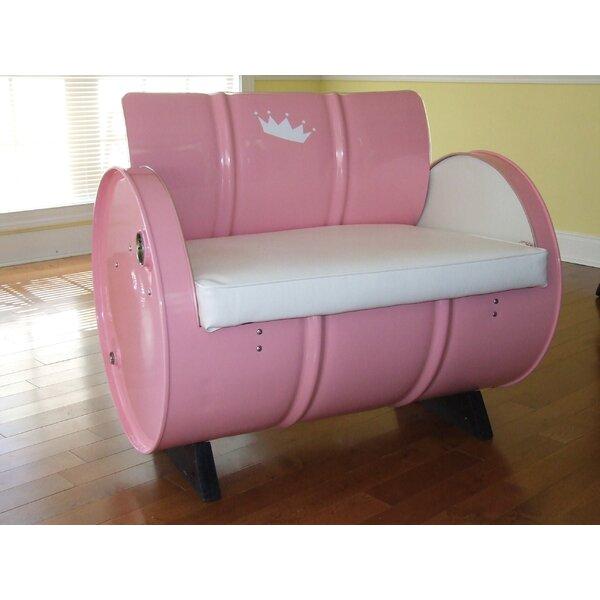 Drum Works Furniture Kids Novelty Chair With Storage Compartment | Wayfair