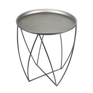 Metal End Table by Sagebrook Home