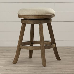 Berryville 24 Swivel Bar Stool Three Posts