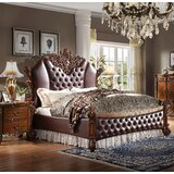 Arine Upholstered Standard Bed by Astoria Grand